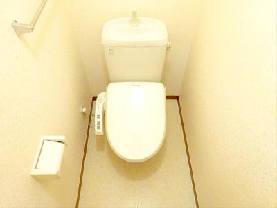 【トイレ】シェルヴィラージュ