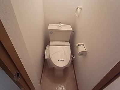 【トイレ】品川マンション