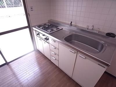 【キッチン】M`s  residence芦屋(旧メゾン芦屋WEST)