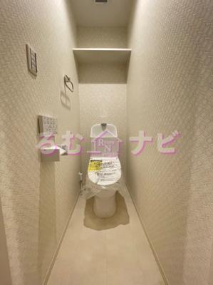 【トイレ】グランシエラⅠ