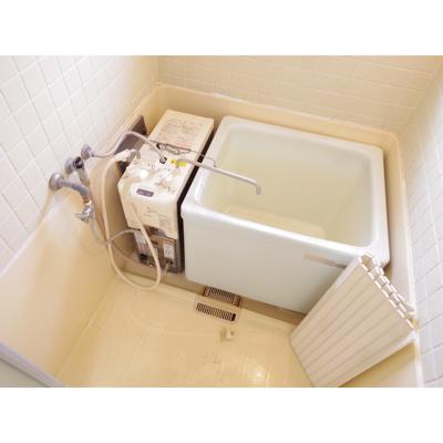 【浴室】ホワイティ沙羅 C棟