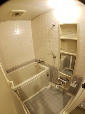 【浴室】ダイアパレス戸坂新町