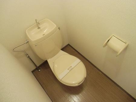 【トイレ】アーバンペア Ⅱ