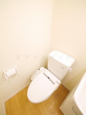 【トイレ】ハイツほくと