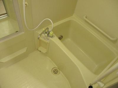 【浴室】エコガーデン C棟