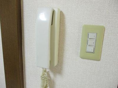 【設備】エコガーデン C棟