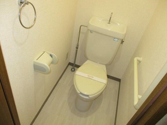 【トイレ】エコガーデン C棟