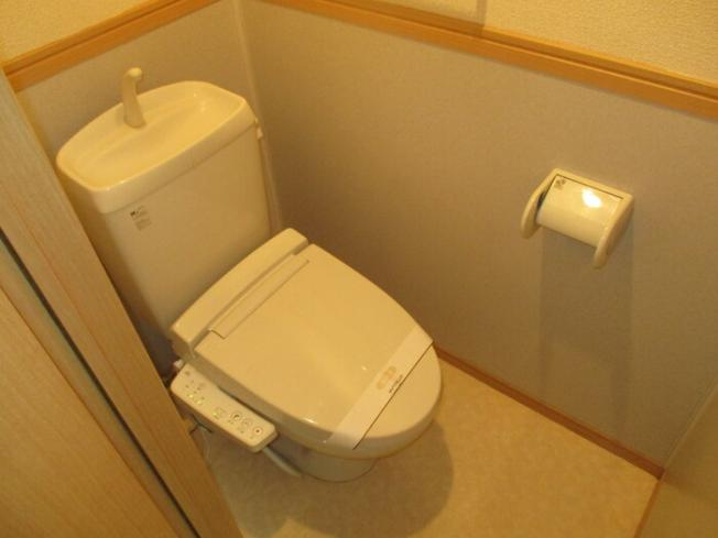 【トイレ】ロジュマンミヤカイドウD