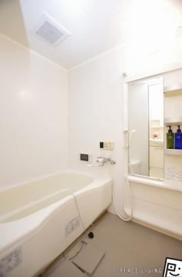 【浴室】コスモスクエアB棟