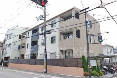 【外観】コンフォルタ幸町3