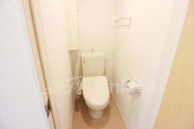 【トイレ】コンフォルタ幸町3