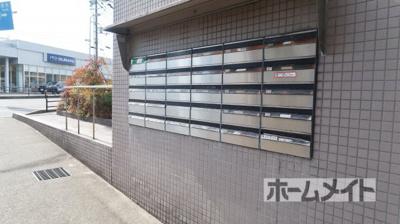 【エントランス】シティ・コム高槻