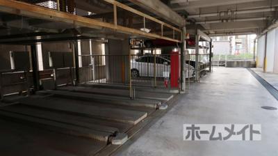 【駐車場】シティ・コム高槻