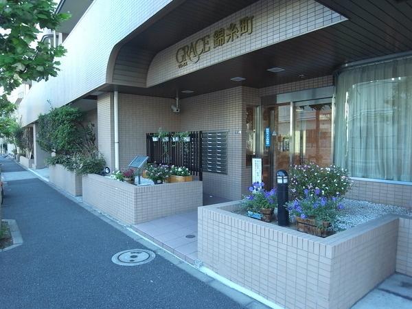 「錦糸町」駅徒歩7分!平成7年築、オートロック付きで安心なグレイス錦糸町は即日現地案内可能となっておりますので、お気軽にお問い合わせください!