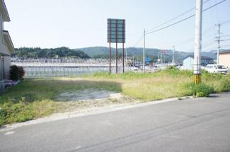 【外観】清水町 宅地