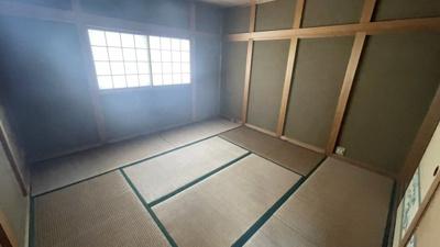 スタンダードな和室です。