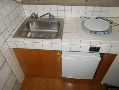 【キッチン】カントリーハウス