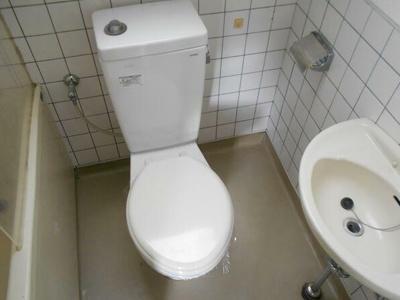 【トイレ】カントリーハウス