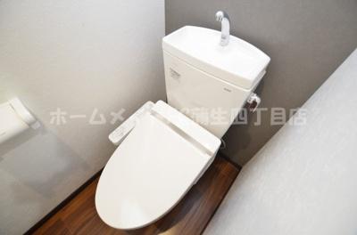 【トイレ】ドゥエリング森小路