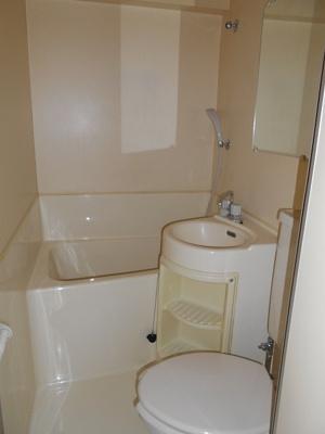 【浴室】ルーク本山