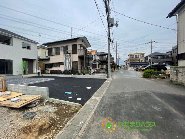 【駐車場】杉戸町杉戸 第21 新築一戸建て 01 クレイドルガーデン