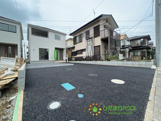 【庭】杉戸町杉戸 第21 新築一戸建て 01 クレイドルガーデン
