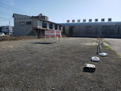 【外観】鳥取市湖山町東5丁目事業用土地