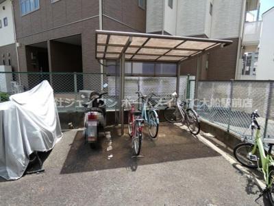 【駐車場】リリーハイツ