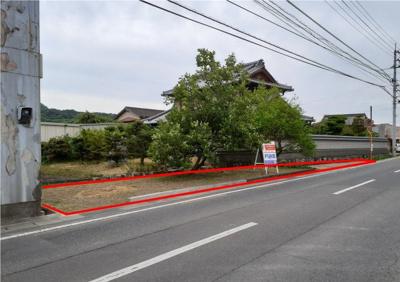 【外観】高松市新田町甲売土地