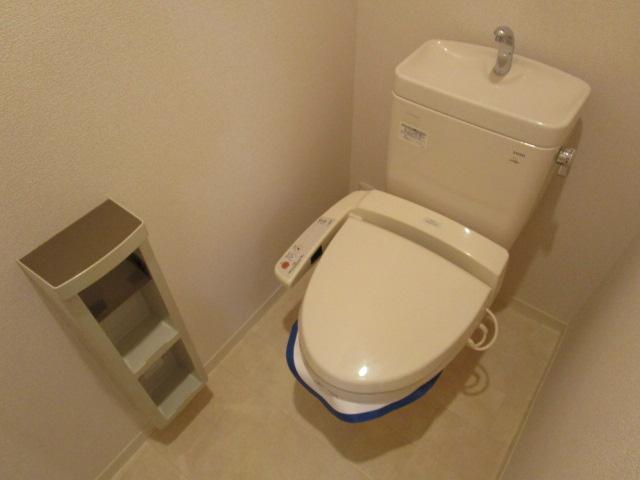 【トイレ】ヴィラ―チェ船屋