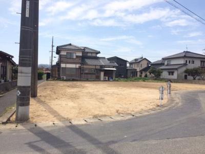 【外観】鳥取市湖山町西2丁目 土地