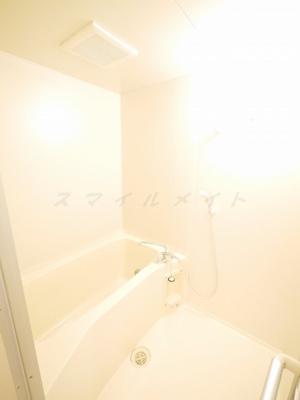 【浴室】トップインレット