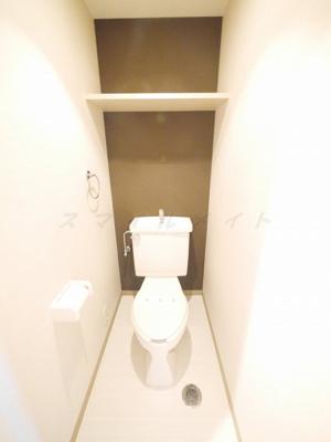 【トイレ】トップインレット