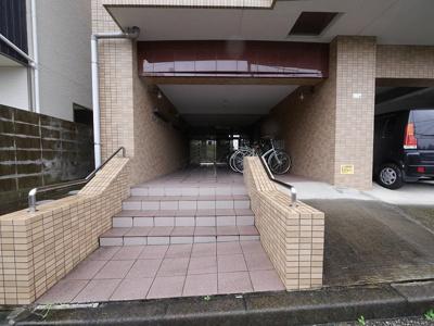【エントランス】カイレジデンス矢部