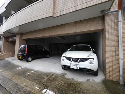 【駐車場】カイレジデンス矢部