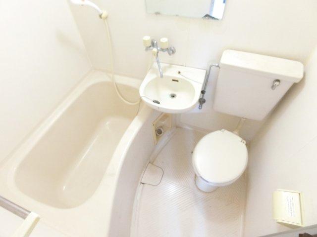 【浴室】ルイージマンション