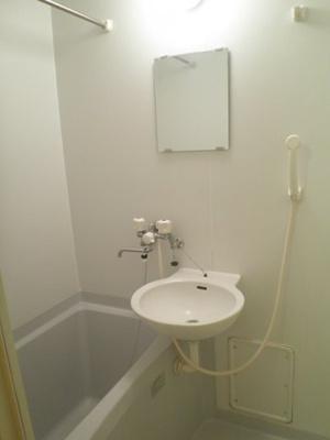 【浴室】レオパレスRITZ-Ⅱ