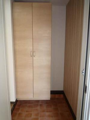 【玄関】フレグランス南久米 E棟・