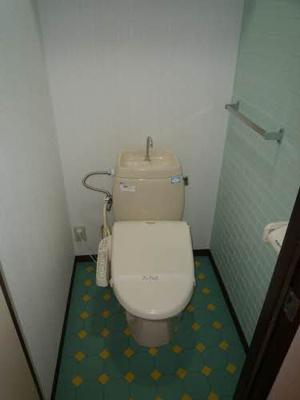 【トイレ】フレグランス南久米 E棟・