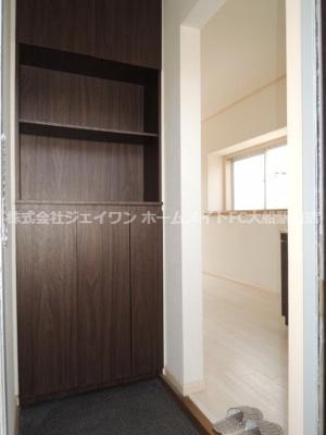 【玄関】ストークハイツ・オギクボ