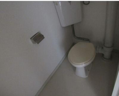 【トイレ】朝日マンション