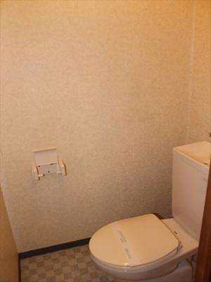 【トイレ】日高マンション