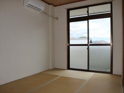 【寝室】日高マンション