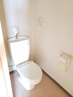 【トイレ】コーポラスFKⅡテナント