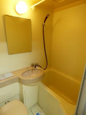 【浴室】メゾン池の沢