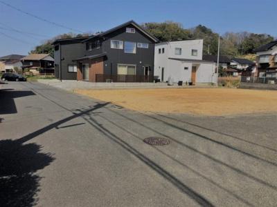 【外観】鳥取市湖山町南3丁目 土地