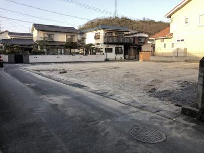【外観】鳥取市卯垣4丁目 土地