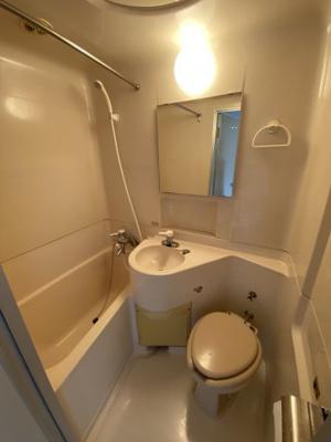 【浴室】カサグランデミワ