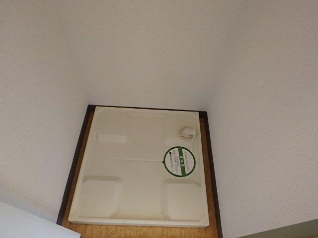洗濯機置き場 ※別室の写真です