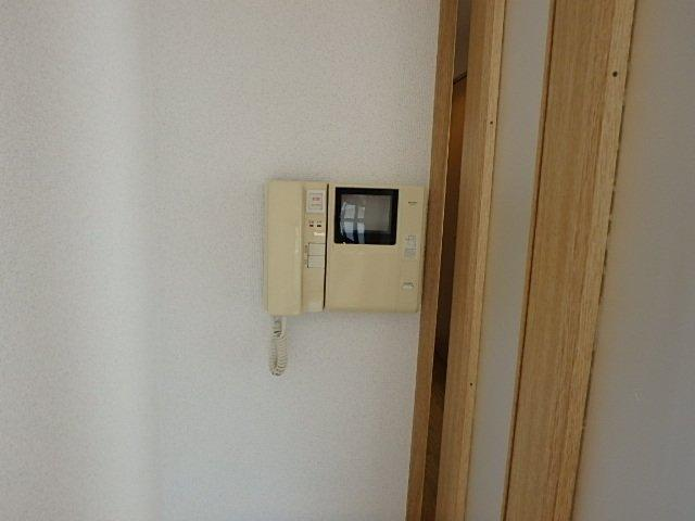 モニター付きインターホン ※別室の写真です